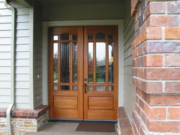 Exterior Finished Doors